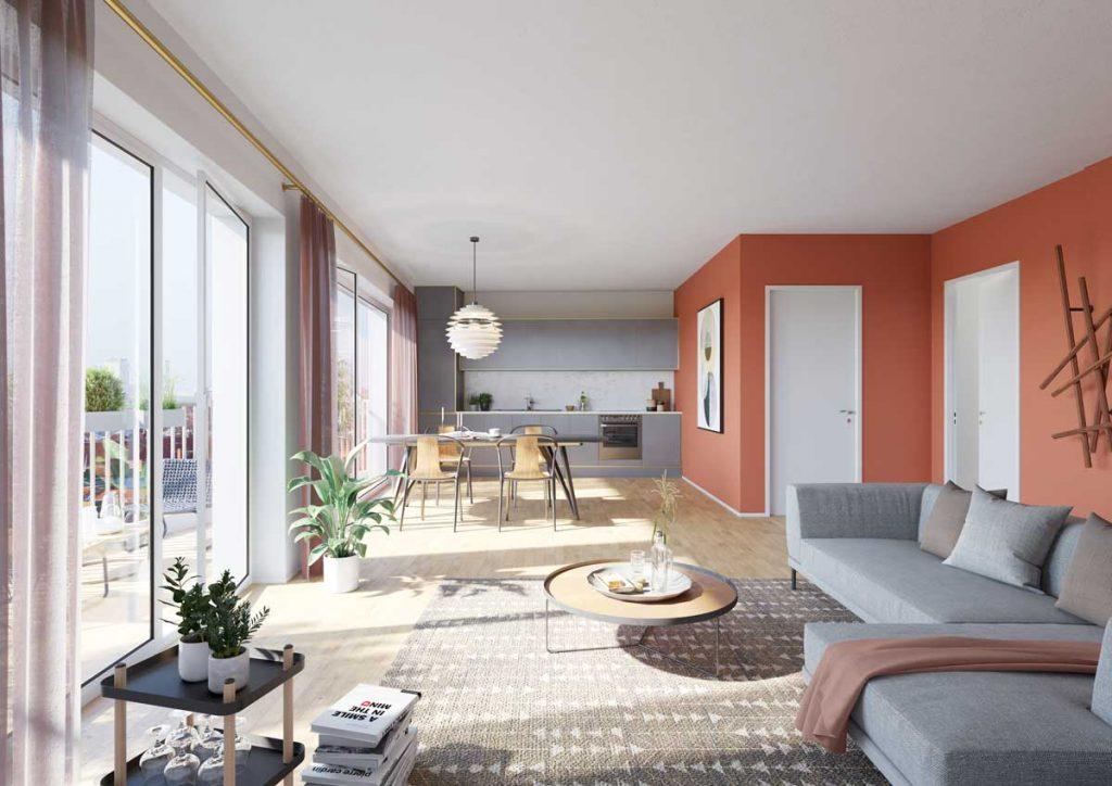 6 Wohnzimmer