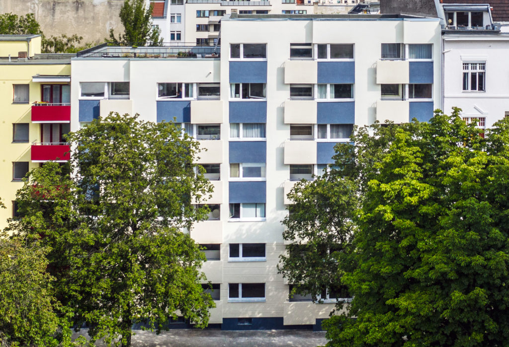 Schiller54 Fassade