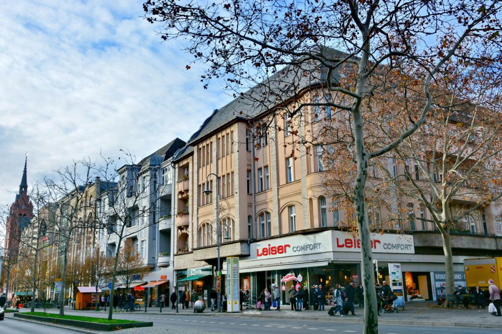 Schloßstraße Shopping