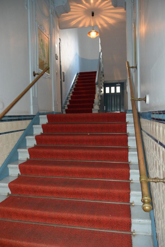 Treppenhaus Vorderhaus1