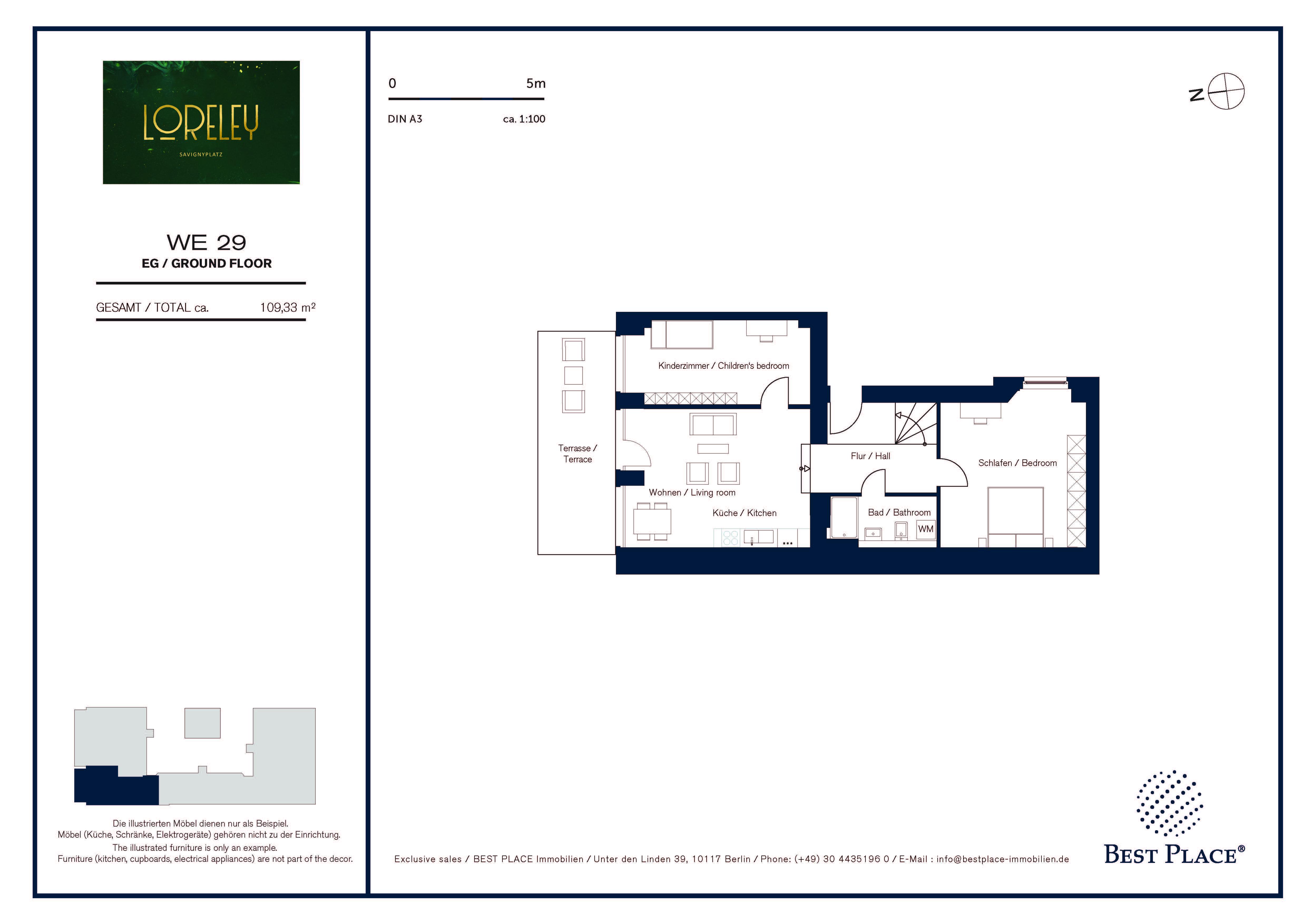 premium apartments in charlottenburg - best place immobilien