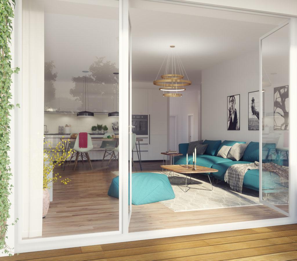 Luipold Innenansicht Wohnzimmer 2