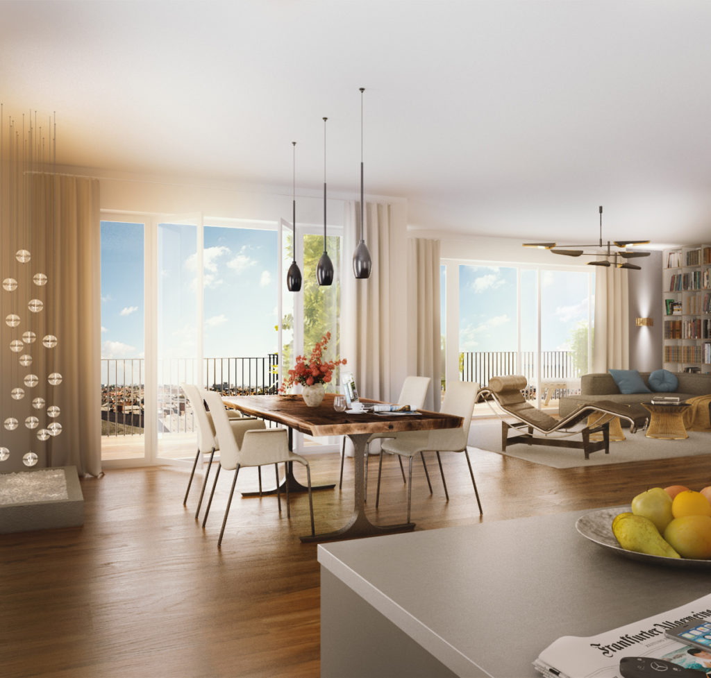 Luipold Penthouse